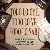 'Todo lo oye, todo lo ve, todo lo sabe', la última novela de José Luis Ibáñez Ridao.