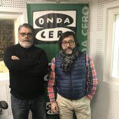 Miguel abad, nos estudios de Onda Cero Ourense