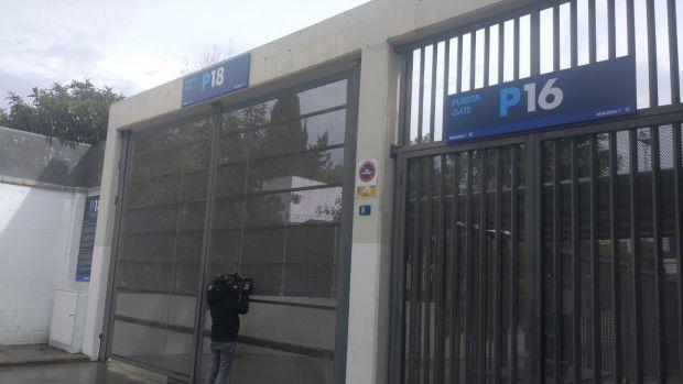 La Policía Nacional interviene las oficinas del Málaga CF