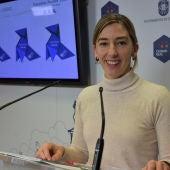 Mariana Boadella, concejala de Sostenibilidad