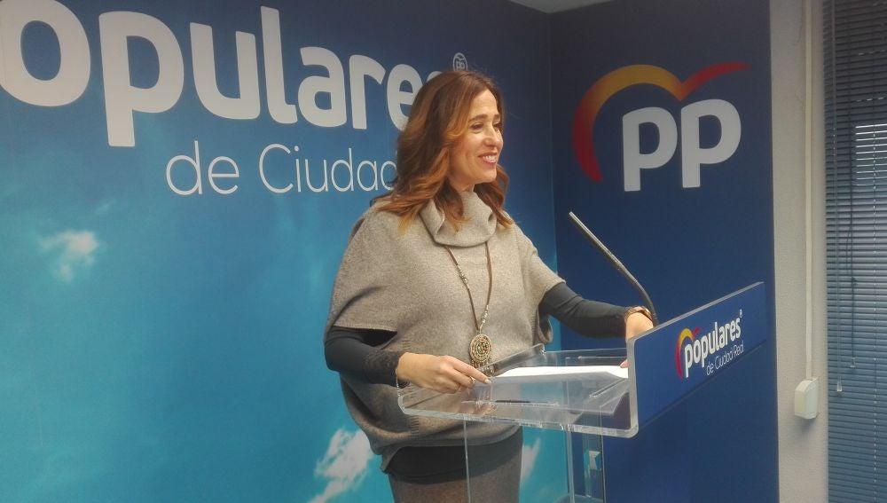 Rosa Romero, diputada del PP por Ciudad Real