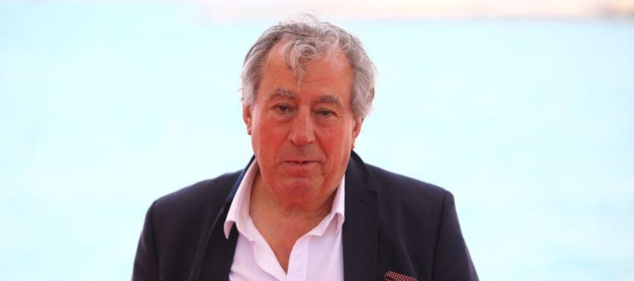 Terry Jones de los Monty Python