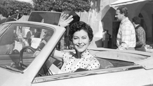 """El Madrid de Ava Gardner: """"Esa libertad que ejercía era un espectáculo"""""""