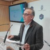 Pedro Maroto, presidente del Impefe