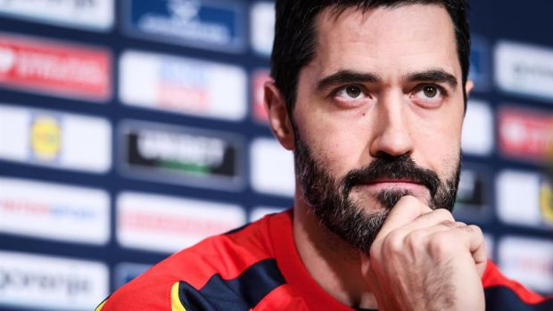 """Raúl Entrerríos: """"Cuando echemos la vista atrás, podremos decir que hemos tenido un recorrido importante en la Selección"""""""