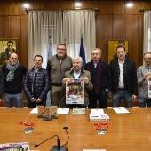 """Presentación da """" I Copa Ourense Termal"""""""