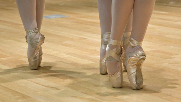 Historia de la profesora de danza