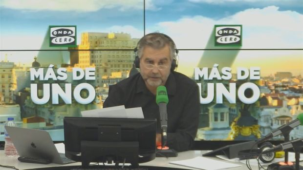 VÍDEO del Monólogo de Carlos Alsina en Más de uno 23/01/2020