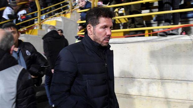 """Diego Pablo Simeone: """"Asumo la responsabilidad; tengo las mismas ganas de trabajar del primer día"""""""