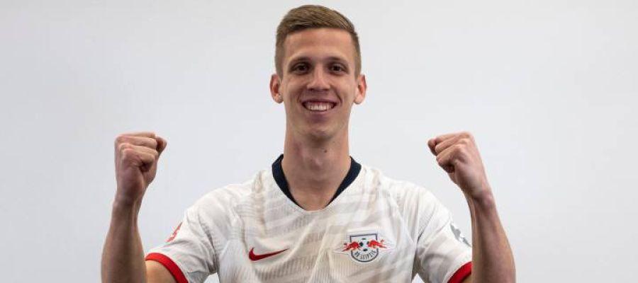 El centrocampista del Leizpig, Dani Olmo.