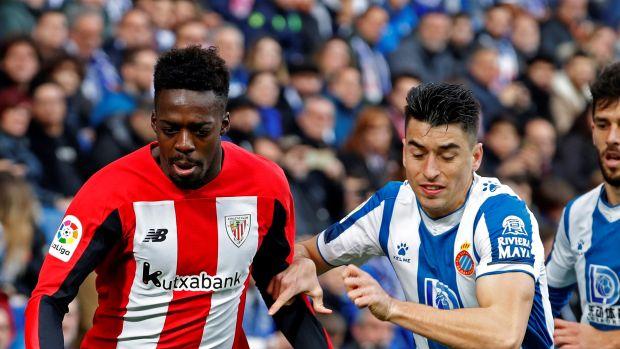 """Iñaki Williams denuncia """"insultos racistas"""" en el RCDE Stadium"""