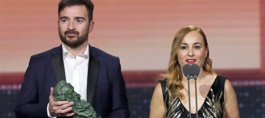 Silvia Venegas y Juan Antonio Moreno, ganadores del Goya al mejor cortometraje documental