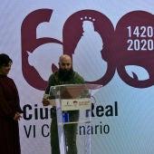 El logotipo del VI Centenario de Ciudad Real se ha presentado en Fitur