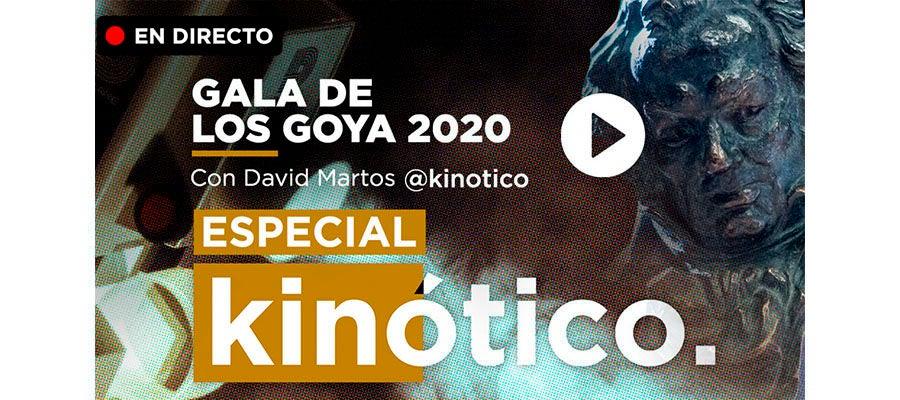 Especial Kinótico.
