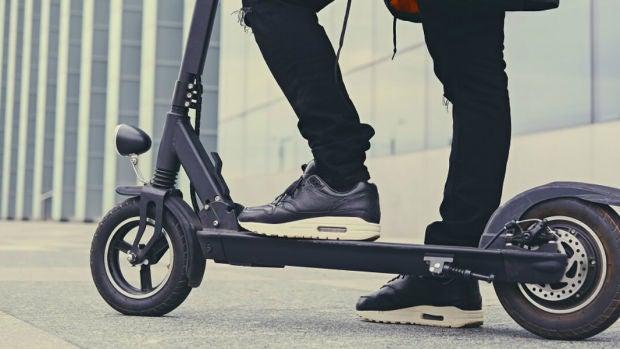 Fronteras del Futuro: El patinete eléctrico
