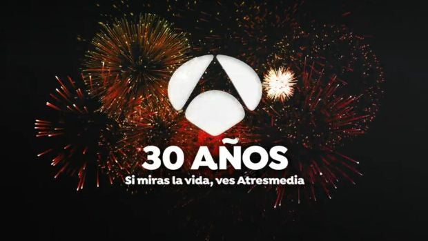 """Juan Diego Guerrero felicita a Antena3 por sus 30 años de emisión: """"Si miras la vida, ves Atresmedia"""""""