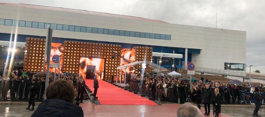 La lluvia, la gran protagonista de los Premios Goya 2020.