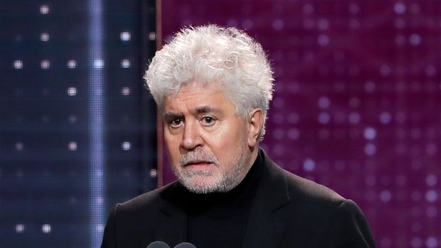 """Mensaje de Almodóvar a Sánchez: """"Va a ser el coautor del guión de los españoles, que le vaya bien"""""""