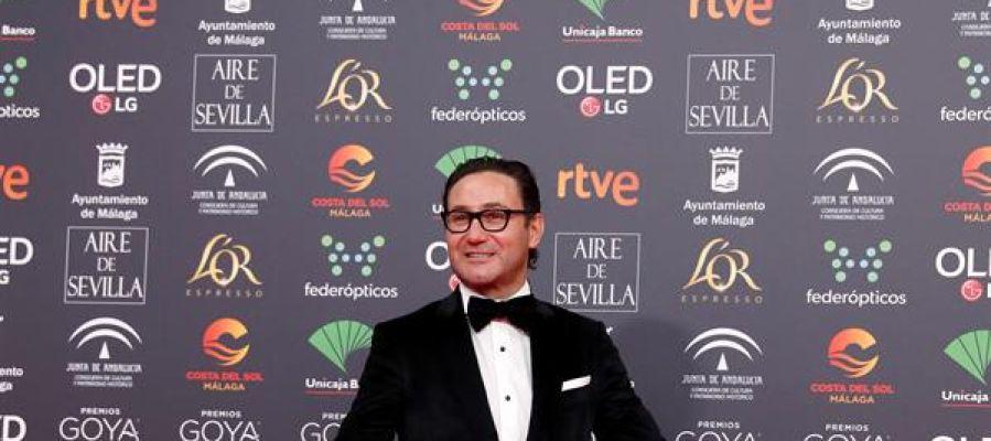 El actor español, Carlos Santos.