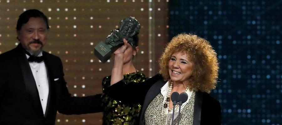 Sonia Grande gana el Goya 2020 a mejor diseño de vestuario por Mientras dure la guerra