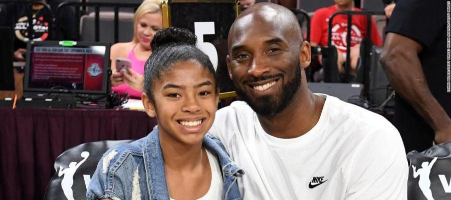 Gianna Bryant, hija de Kobe Bryant.