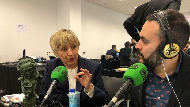 """Teresa Font: """"Pedro Almodóvar es muy lúcido, tiene un ritmo constante en la cabeza"""""""