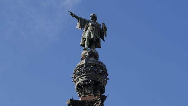 La historia que no nos contaron: La vida y las crónicas de Hernando Colón, hijo de Cristóbal Colón