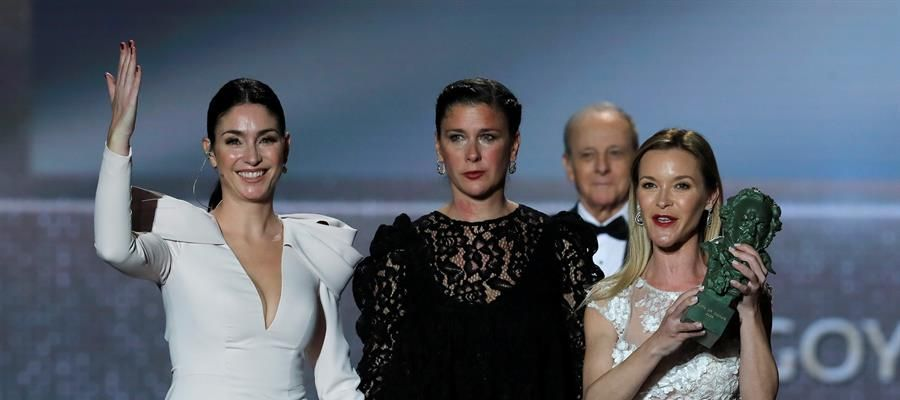 Las hijas de Pepa Flores, que reciben en su lugar el Goya de Honor  2020