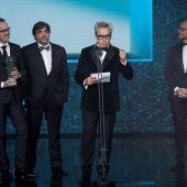 'Buñuel en el laberinto de las tortugas', ganadora del Goya 2020 a la mejor película de animación