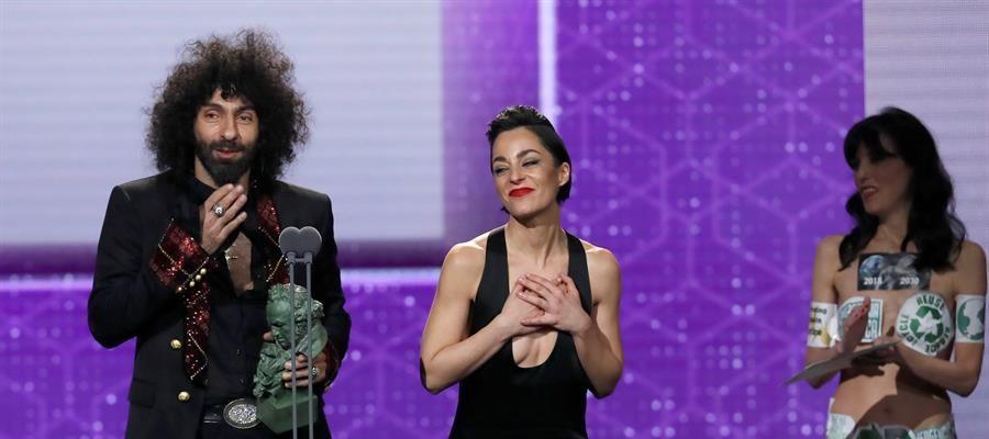 Nata Moreno y Ara Malikian reciben el Goya 2020 a la mejor película documental