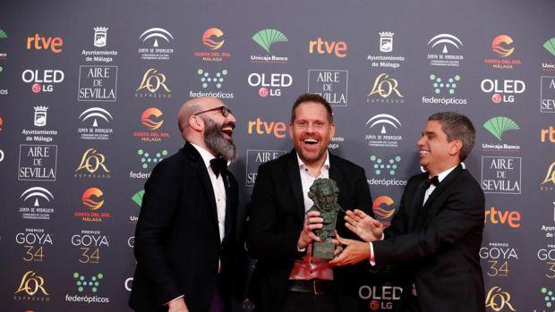 La odisea de los giles, goya 2020 a la mejor película iberoamericana