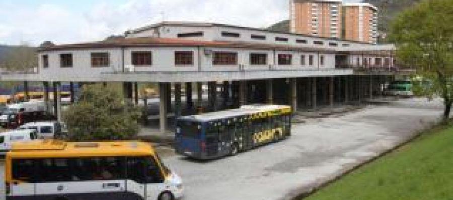 Estación de Autobuses de Ourense
