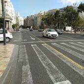 Plaza del Ayuntamiento, València