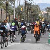 10.000 personas han participado en la Diada Ciclista de Sant Sebastià, en la que colabora Onda Cero.