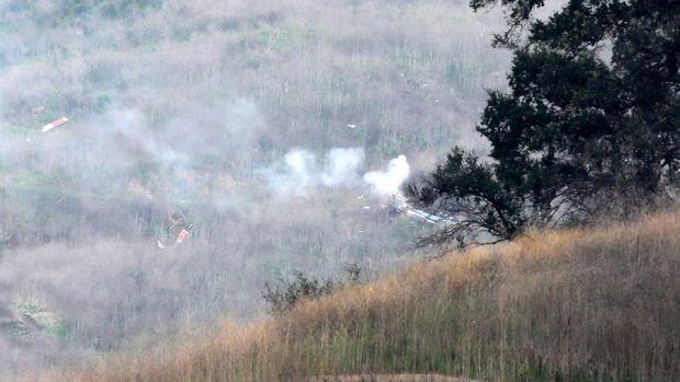 """Agustín Alcalá: """"El helicóptero de Bryant empezó a dar vueltas y en el aterrizaje de emergencia impactó"""""""