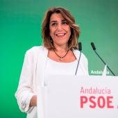 Susana Díaz renuncia al acta de parlamentaria autonómica