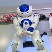 Robótica pionera española