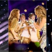 Denuncian la actuación de Jennifer López y Shakira en la Super Bowl