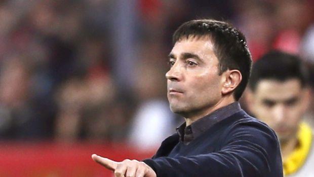 El Alavés hace oficial la destitución de Garitano