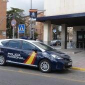El detenido agredió y escupió a agentes de la Policía Nacional