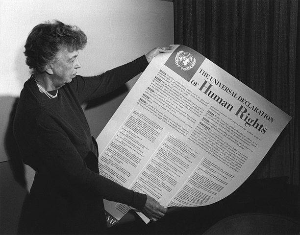 Mujeres con historia: Eleanor Roosevelt, los secretos de la primera dama de Estados Unidos (I)
