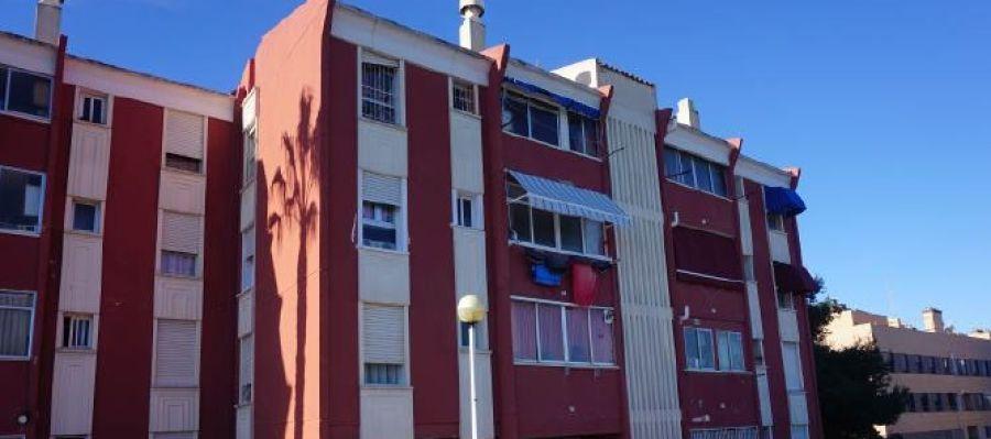 Viviendas de la calle Pablo Iglesias de Santa Pola.