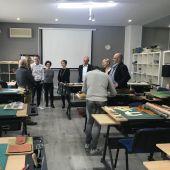 Centro de formación de Petrer en el que se impartirá el curso de diseño de marroquinería.