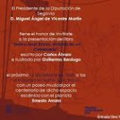 libro Centenario del Teatro Juan Bravo