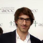 El científico mallorquín, Antoni Celià, posa en un acto de la AECC.