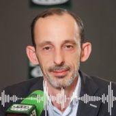 La traición de Jordi Andrés a Eduardo Esteve: Le abrió el micro cuando estaba cantando