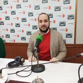 Miguel González Caballero, en una entrevista en Onda Cero Ciudad Real