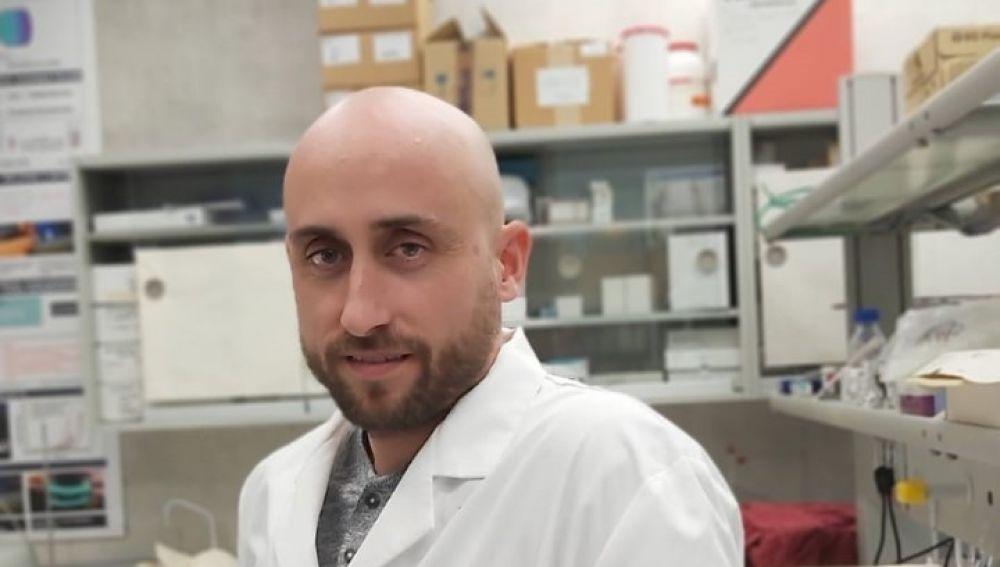 Juan Alberto Falcó, investigador de la UMH de Elche.