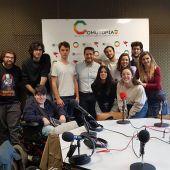 Comutopía RTV en la Universidad de Málaga