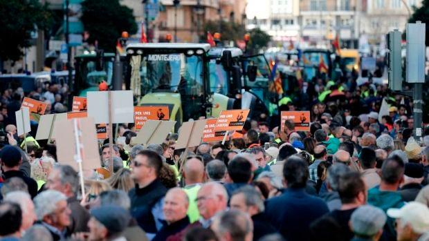 La mirada cítrica: El nombramiento de Beatriz Corredor y las nuevas movilizaciones en el campo español